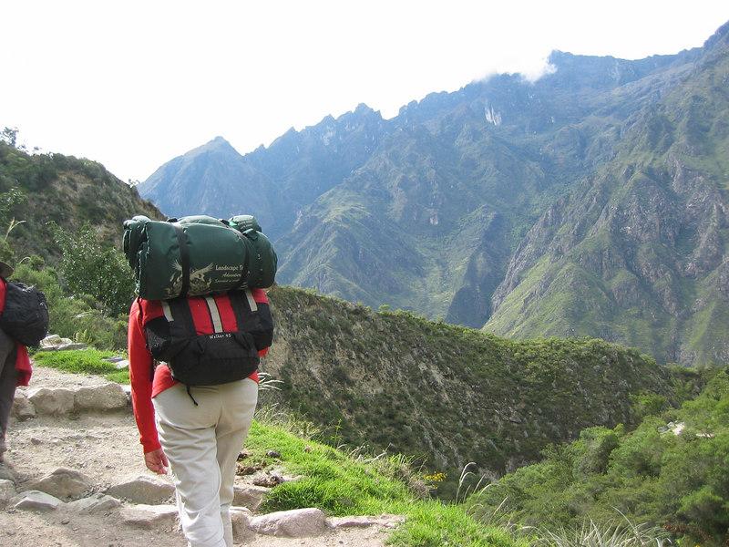Peru-Inca Trail 017