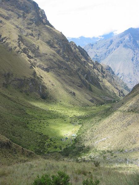 Peru-Inca Trail 044