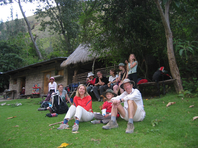 Peru-Inca Trail 031