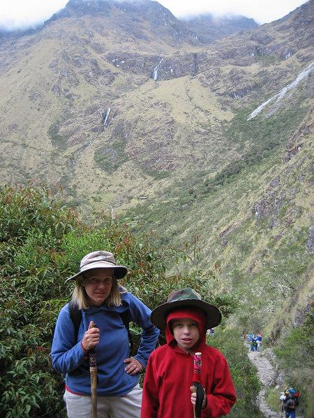 Peru-Inca Trail 051