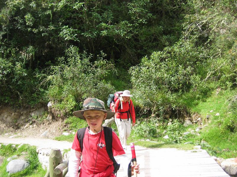 Peru-Inca Trail 015