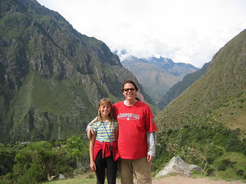 Peru-Inca Trail 022