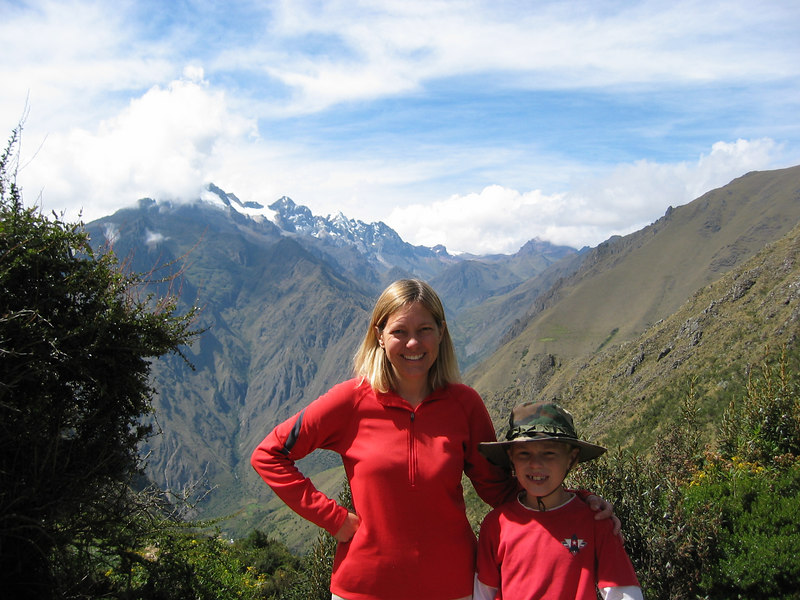 Peru-Inca Trail 040