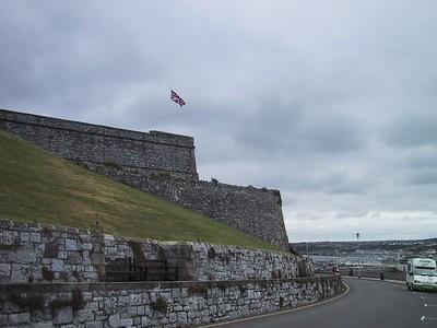 D0178.JPG - 17/06/01 11:26am   The Royal Citadel.