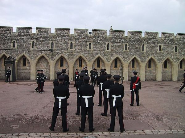 D0138.JPG - 15/06/01 11:19am   The Changing of the Guard ceremony.
