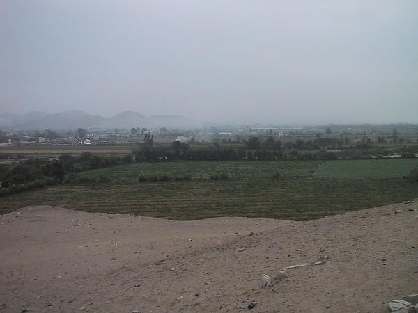 D0488   Pachacamac ruins.