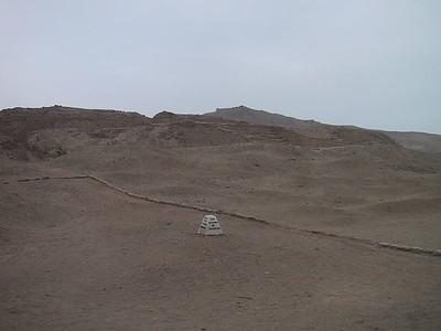 D0489   Pachacamac ruins.