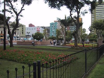 D0480   Kennedy Park in Miraflores.