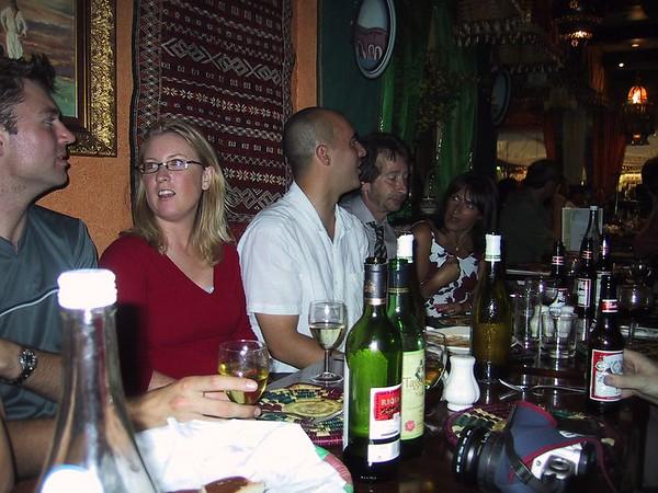 Casablanca - Work Dinner