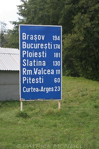 Some town names