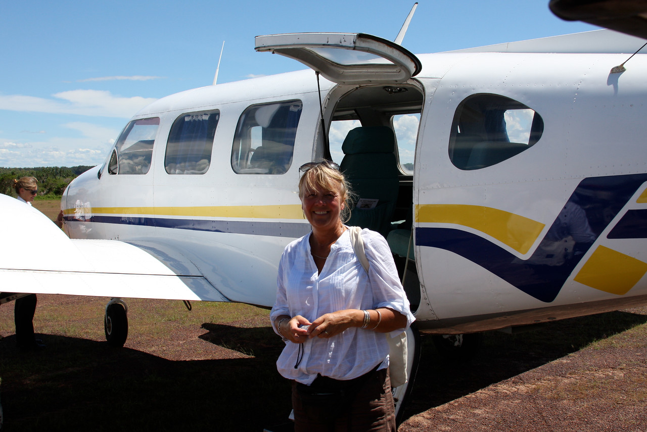 flight over kukada