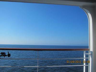 World cruise 2012
