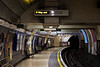 Sloan Street Tube, Knightsbridge, London
