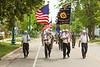 Memorial Day, Evansville, WI