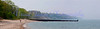 For Sheridan, IL<br /> Lake Michigan<br /> (5 foot long panorama @ 240 dpi)
