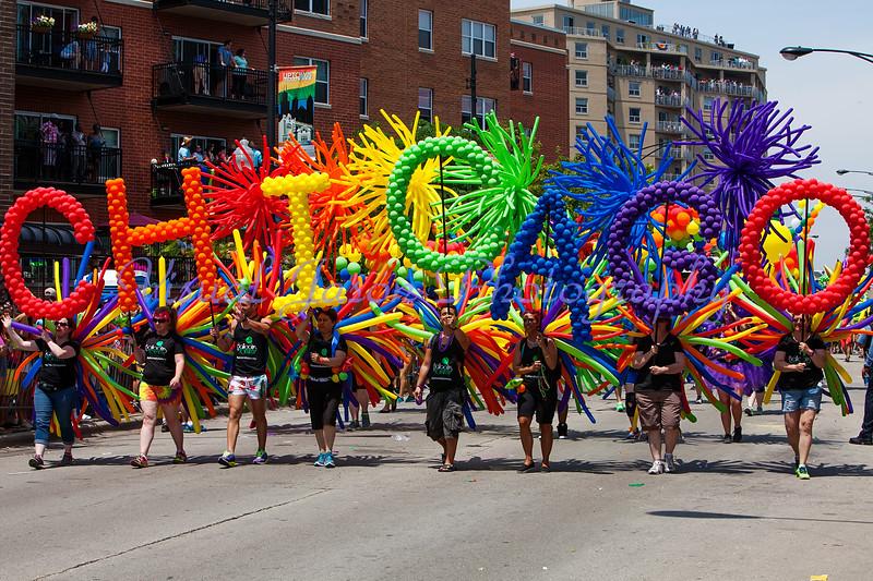 Gay Pride Parade, 2015