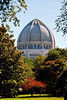 Ba Hai Temple from Gilson Park, <br /> Wilmette, IL