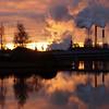 Oulu Finland Nov 2012