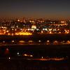 Jerusalem after Sunset from the Mt of Olives