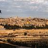 Jerusalem at Sunrise, from the Mount of Olives