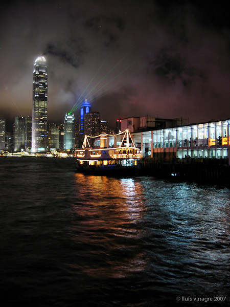 star ferry kowloon pier
