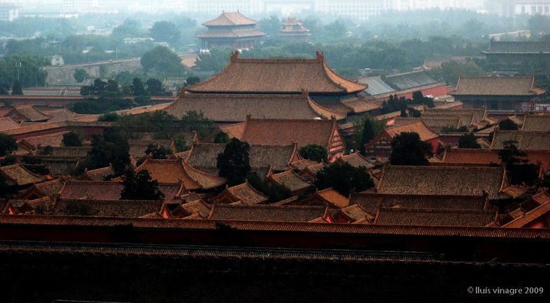forbidden city (gugong)