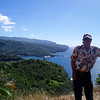 Hiva Oa views, David