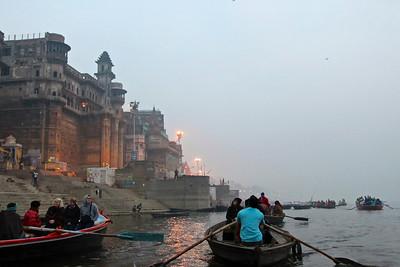 Ganges at Sunrise