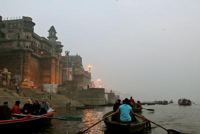 Varanasi, India December, 2009