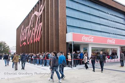 World's Fair (Expo) Coca Cola Pavilion