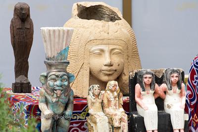 World's Fair (Expo) Egypt Pavilion