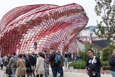 World's Fair (Expo) Vanke Pavilion