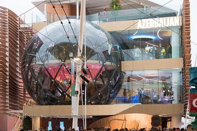 World's Fair (Expo) Azerbaijan Pavilion