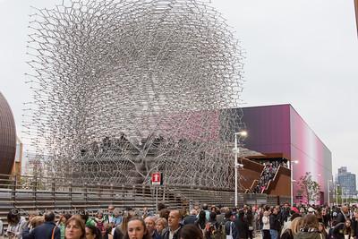 world's Fair (Expo) United Kingdom Pavilion