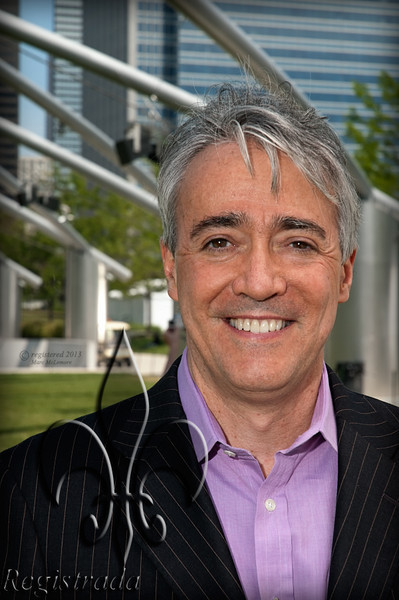 author, NPR host, Chicago native and Cubs fan Scott Simon