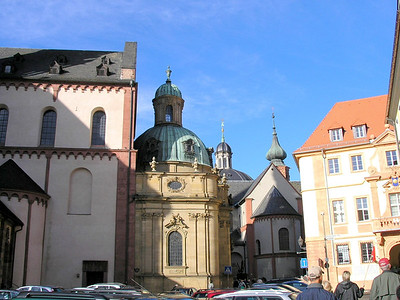 Downtown Wurzberg