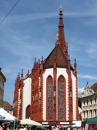 Würzburg Marienkapelle