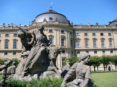 Würzburg Residenz Palace