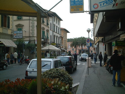 The streets of Montecatini 6