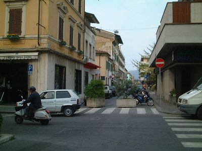The streets of Montecatini 3