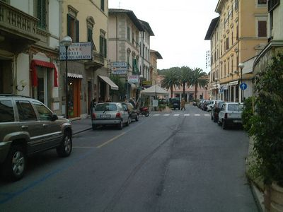 The streets of Montecatini 5