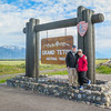 Niki and Gary visit the Grand Tetons and celebrate the 100th anniversary of the National Park system and officially enter the park after 5 days on a horse ranch.