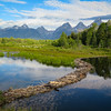 This area is called Beaver Ponds for a good reason!