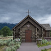 This church was made famous in the 1963 movie, Spencer's Mountain, starring Henry Fonda, Jack Palance, and Maureen O'Hara.