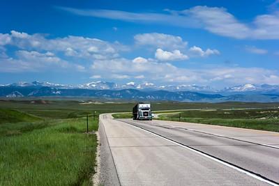Roadside Scenery