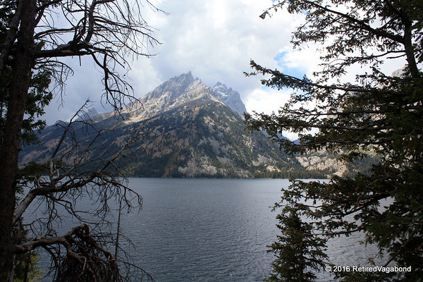 Jenny Lake Overlook