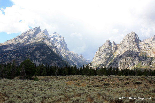 Cascade Canyon - Grand Tetons