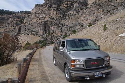 Touring Wyoming