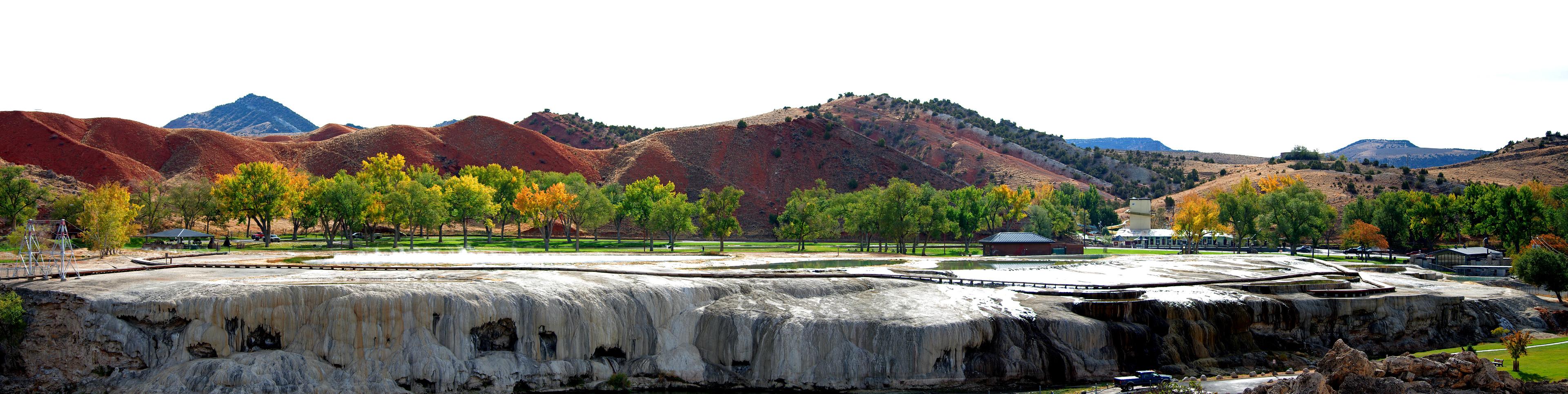 Thermopolis Hot Springs
