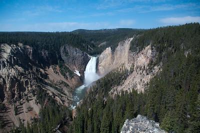 Yellowstone Vacation - Canyon Area